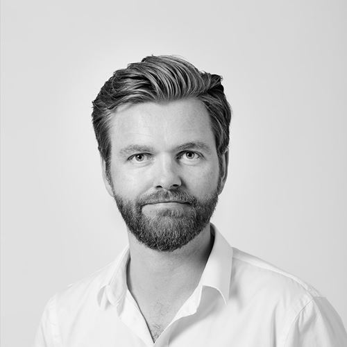 Thomas Ruus Christensen (Partner, Kreativ Chef, Arkitekt)