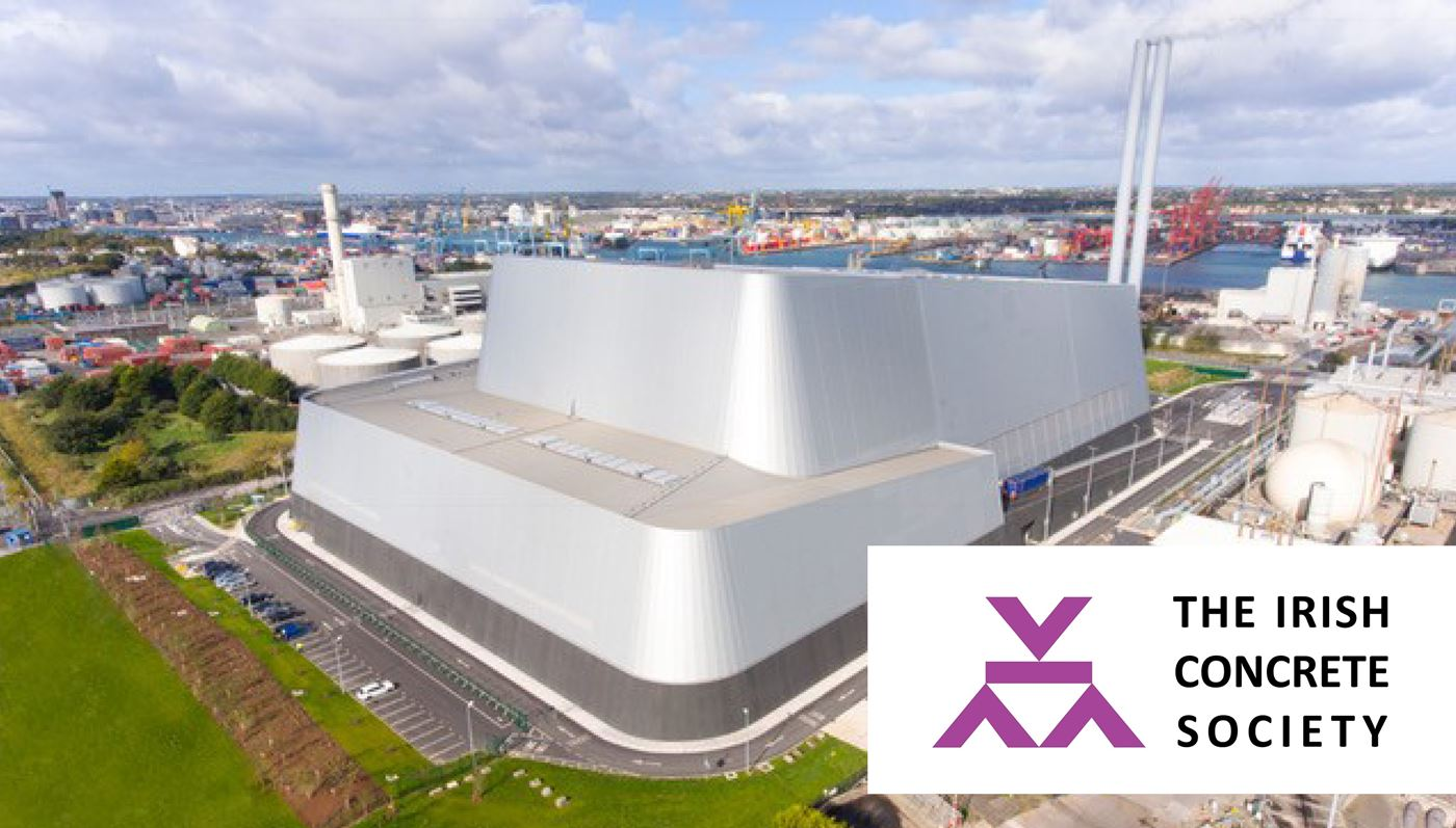 Dublin Waste to Energy nomineret til Irish Concrete Society Award